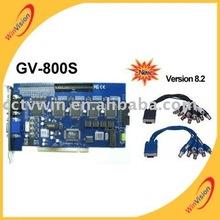 Tarjeta DVR GV tarjeta GV-800 / GV 800 / tarjeta GV