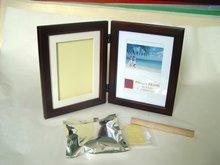Baby Keepsake Handprint and Footprint Photo Frame