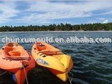 roto molded sea kayaks, kayak mold