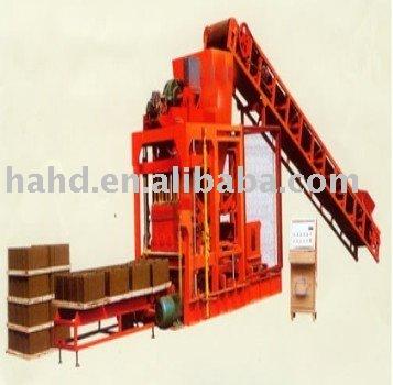 Modelo QT-8 hueco máquina de ladrillo de hormigón / del bloque hueco que hace la máquina