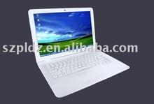 "Cheapest 13.3"""" Laptop /Intel Atom N450/with WIFI bluetooth/Window XP"