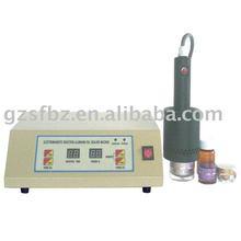 manual seal machine for glass/plastic bottles