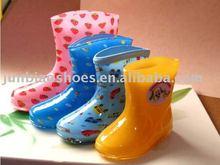 children rain boots/pvc rain boots/rain boot/