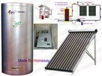 split solar water heater system 100319