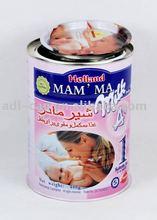 milk powder can