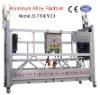 aluminiun wire rope hoist