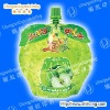 Green Apple Flavor Beverage Packaging