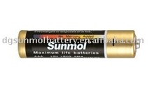 1.5v LR03 AM4 AAA size Alkaline battery(dry battery)