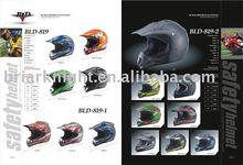 ECE off road motorcross helmet