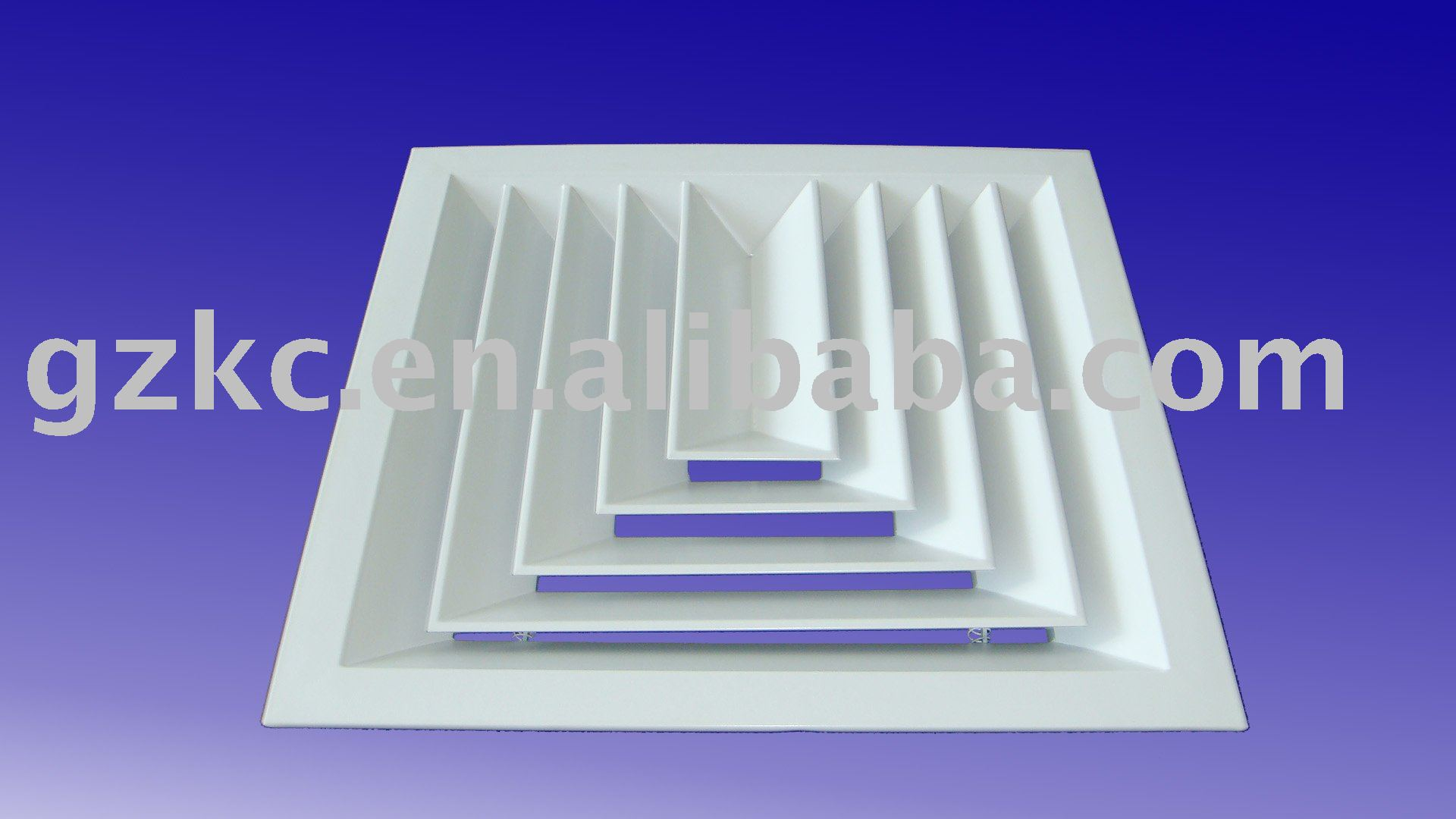 Industrial Ceiling Air Diffuser Air Conditioner Ceiling #251AA0