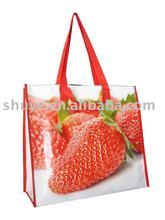 pp woven carrier bag