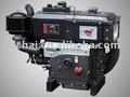solo cilindro h14 refrigerado por aire del motor diesel para la venta