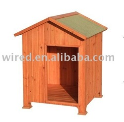 Fashion wooden pet house