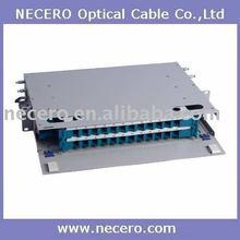 Necero Optical termination box-24 cores