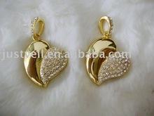 jewelry diamond usb flash drive
