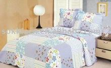 100% fashion cotton quilt/patchwork quilt