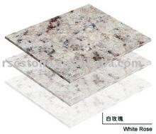 White rose imported granite