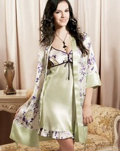 women's robe,sleepwear,nightwear YHA043