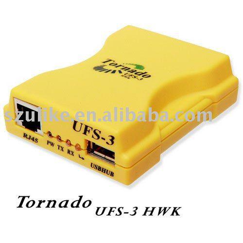 UFS Tornado HWK Box for the latest