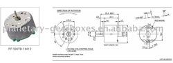 RF-500TB-14415 series dc motor,micro motor
