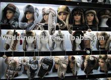 FASHION RUSSIAN TRAPPER FUR WINTER HAT EAR MUFFS HB04