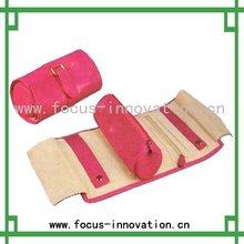 Printed Cotton Cosmetic Bag/Mesh make up bag /promotional cosmestic bag factory