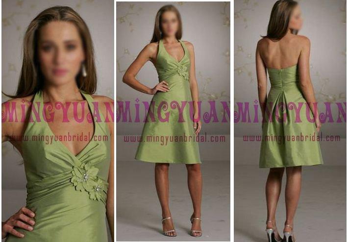 Shopzilla - Iridescent Taffeta Bridesmaid Dresses Women's Dresses