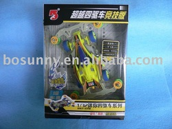 130809 4w toys racing car : speed tiger