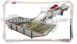 fruit washing and waxing machine(FS-QXDL)