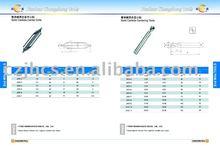 Solid Carbide Center Drills/Centering Tools