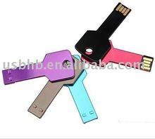 Colorful Key model USB2.0 flash drive Key usb