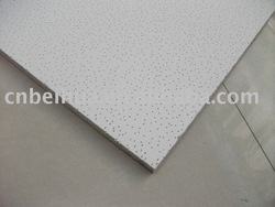 square edge mineral wool ceiling board