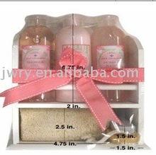 BODY LOTION,body cream, bath gift set