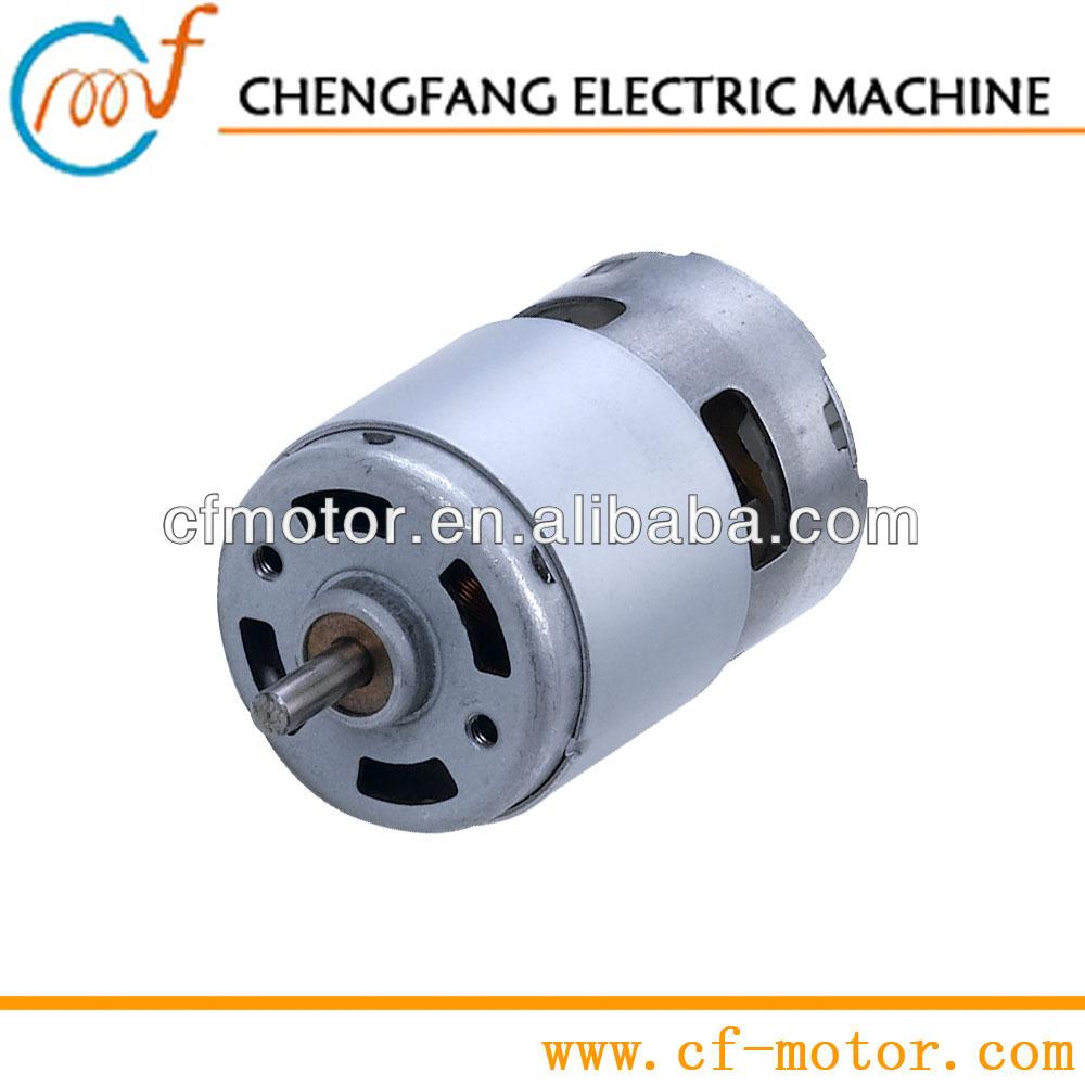 Massager Dc Micromotor 12v Dc Electric Motor Espl 755pm