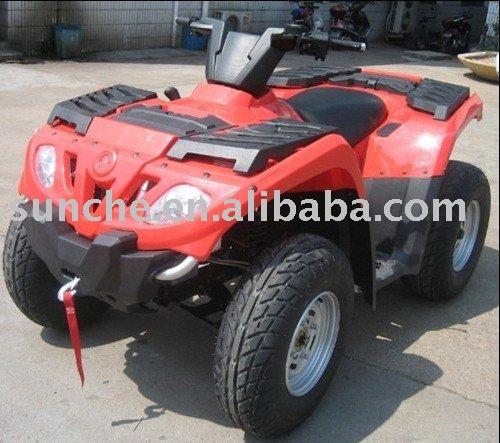 SA300-03 EEC 300CC 4X4 ATV QUAD