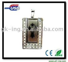 Fashion Design jewel USB Flash