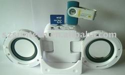mp4 speaker S-17