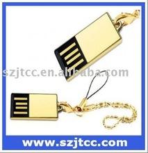Mini Cute USB Flash Disk, Mini Thumb Drive for Gift, Mini Pen Drive 16GB