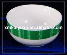 5.5 inch porcelain salad bowl