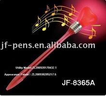 Light pen with Heart top