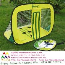 2 in 1 Pop up cricket practice net