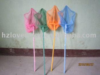 Bamboo butterfly Net/Kids fishing net/Bamboo insect net