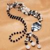 Wonderful Semi-precious Stone Fashion Necklaces set