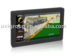 6 inch Touch Screen GPS Navigator with Built in TV/FM/TMC