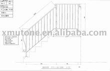 iron handrail designs
