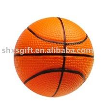 sponge rubber hi-bounce basketball