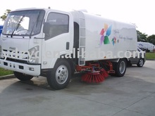 5 cubic wash sweeper