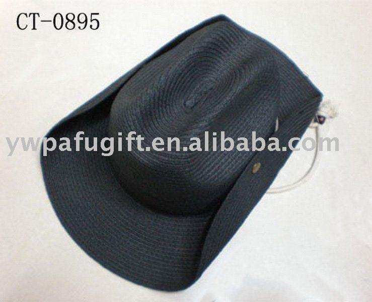 comfortable western hat