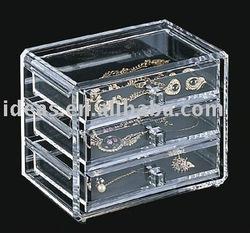 acrylic body jewelry display case