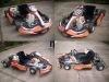 HYDRAULIC BRAKE racing go kart (SX-G1101(LXW)